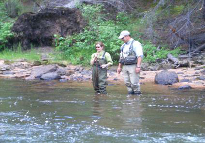 Fly Fishing 101 - Free Fly Fishing Lessons for Beginners ...