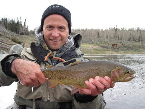 MAY 31, 2011 COLORADO TROUT HUNTERS COLORADO FLY FISHING TRIP REPORT