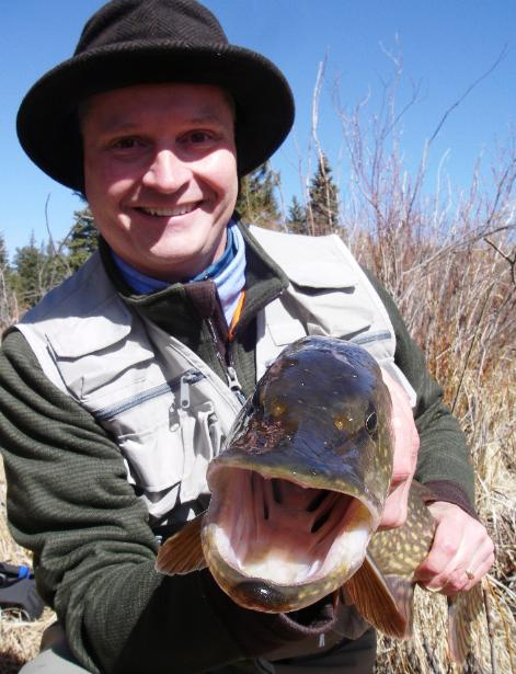 APRIL 12, 13, 14 COLORADO TROUT HUNTERS FLY FISHING TRIP REPORT