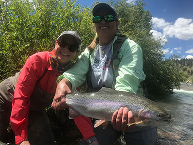 Colorado Private Water Fly Fishing