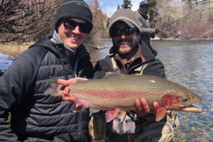 Winter Fly Fishing Special - Colorado Trout Hunters