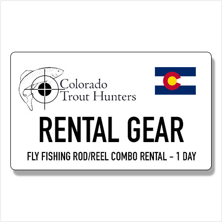 Fly Fishing Rod Reel Combo Colorado Trout Hunters