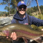 Colorado's best private water fly fishing!