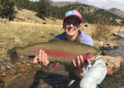 North Fork Trophy Trout
