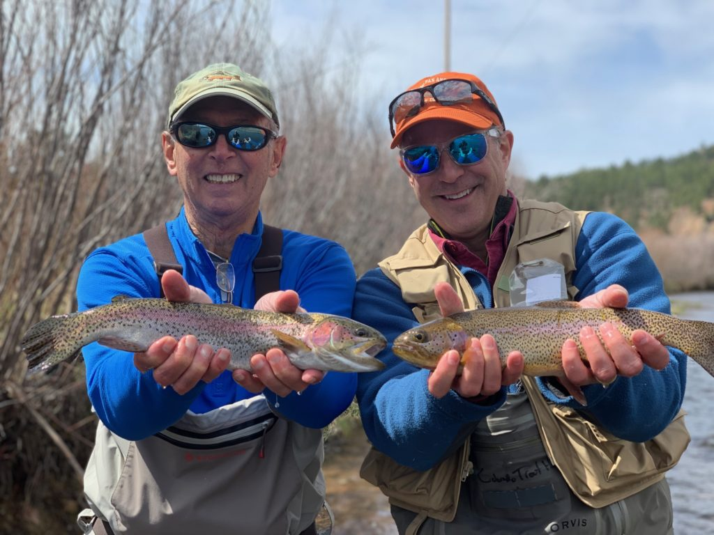More fish from a great guide trip with Colorado Trout Hunters to the South Platte River.