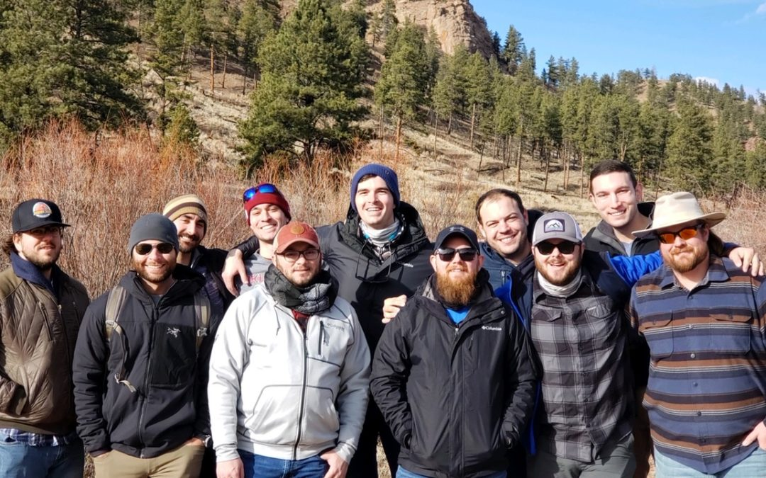 Winter Bachelor Party Enjoys Time On The Water!