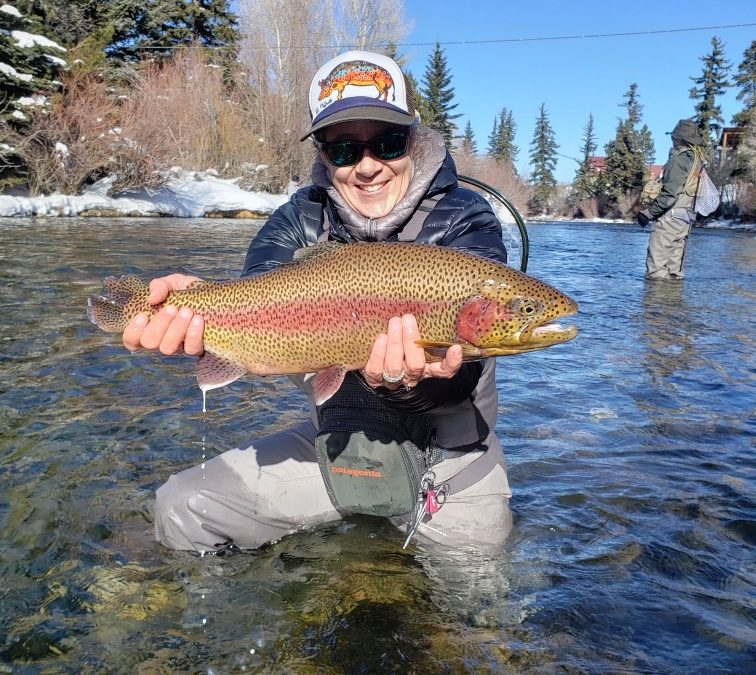 Winter Fly Fishing Classes Highlights!