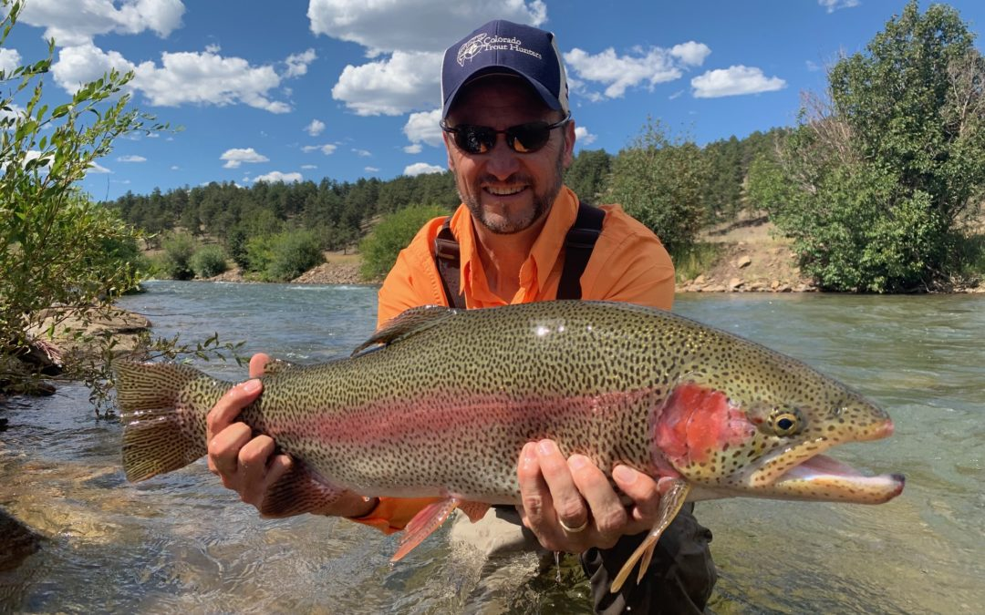 Fly Fishing Near Denver