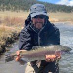 Guided fly fishing trips at Santa Maria Ranch.