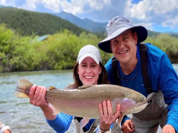 Guided fly fishing trips for the entire family.