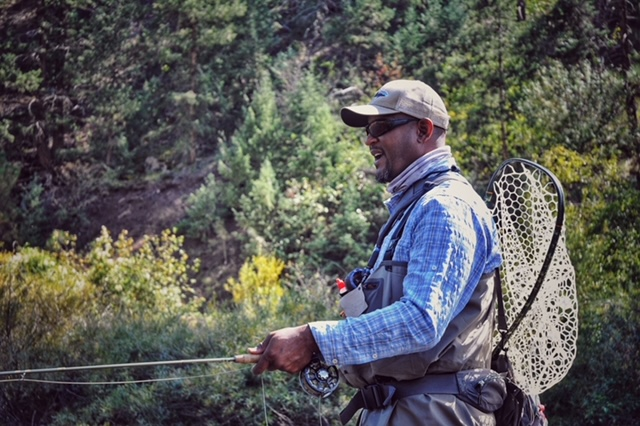 Colorado Fly Fishing Guide Floyd Wright